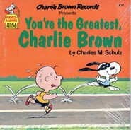 Youre the greatest charlie brown read along