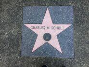 Charles M. Schulz star