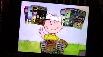 PEANUTS Home Video Summer Fun with PEANUTS at Travelodge Commercials (1994)