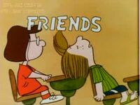 Peanuts - Peppermint Patty dreaming