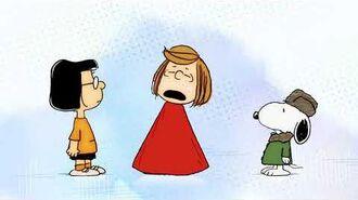 Peanuts - Like Skates on Ice