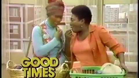 It's Arbor Day, Charlie Brown & Good Times 1976 CBS Promo