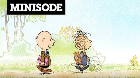 In Dust We Trust Peanuts Cartoon Network