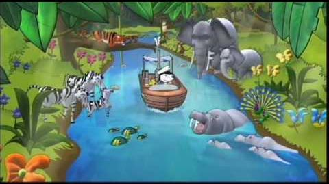 MetLife - Snoopy Safari Cruise