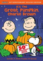 Great Pumpkin Charlie Brown DVD