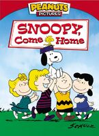 Snoopy Come Home DVD 2006