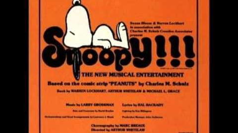 02 Woodstock's Theme - Snoopy-SNOOPY!!! THE MUSICAL