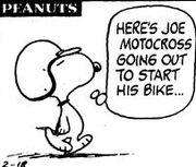 Joe Motocross