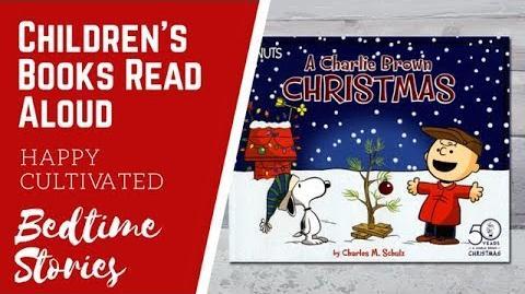 A Charlie Brown Christmas Book Read Aloud Christmas Books for Kids Children's Books