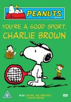 You're A Good Sport, Charlie Brown UK DVD 2005