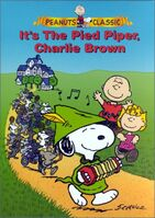 It's the Pied Piper DVD