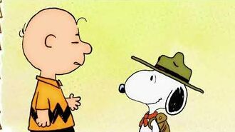 Peanuts - The Call of the Wild