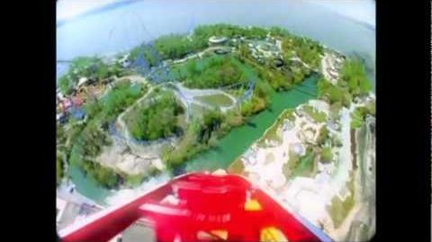 Cedar Point Commercial Absolutely Amazing HQ (2003)