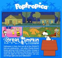 Great Pumpkin Island Info