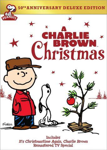 File:A Charlie Brown Christmas 50th Anniversary DVD.jpg
