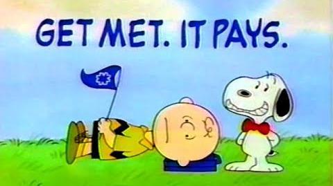Peanuts MetLife Commercial (1986)