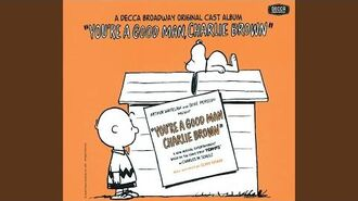 """Peanuts Potpourri - from """"You're a Good Man, Charlie Brown"""" (1967)"""