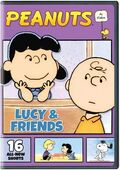 Peanuts Lucy and Friends DVD