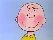 Charlie blushes