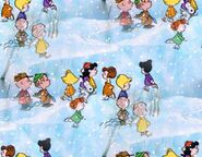 Peanuts-skaters