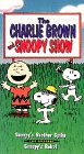 Charlie Brown and Snoopy Show V8