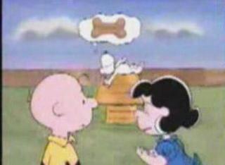 Milk Bone-Snoopy