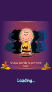 Snoopy Pop Thanksgiving load screen