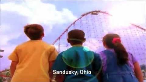 """Cedar Point Commercial """"Camp Snoopy"""" (3)"""
