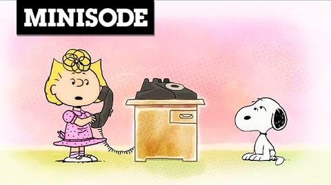 Back To School Minisode Peanuts Cartoon Network