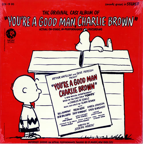 You're a Good Man, Charlie Brown | Peanuts Wiki | FANDOM