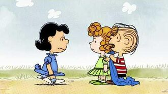 Peanuts - A Friend Indeed