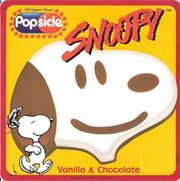 Snoopy Popsicle
