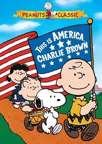 This Is America, Charlie Brown DVD