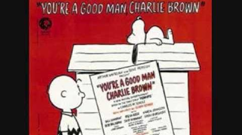 Dr. Lucy - You're A Good Man, Charlie Brown