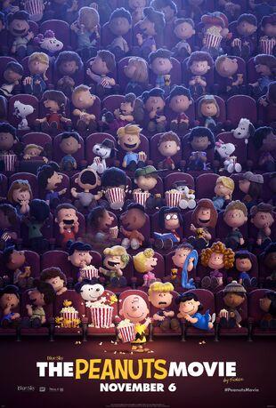 The Peanuts Movie Peanuts Wiki Fandom Powered By Wikia
