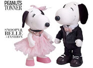 Peanuts-Tonner-Snoopy-e-Belle-in-Fashion-01