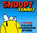 Snoopy Tennis Menu.png