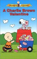Charlie Brown Valentine VHS