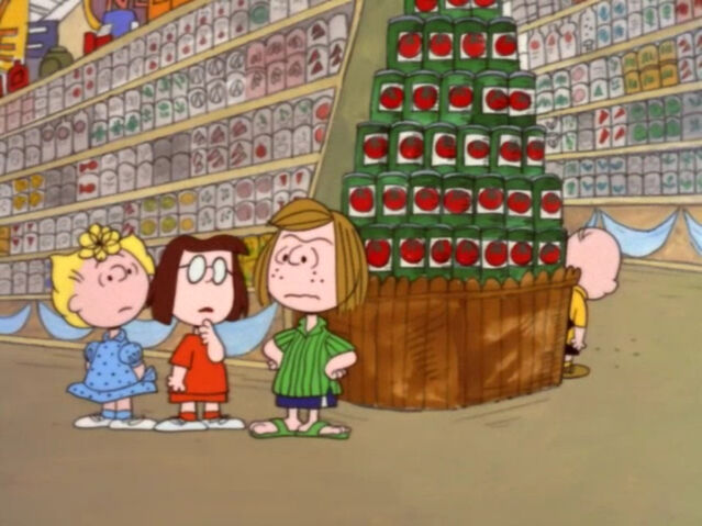 File:There's No Time For Love, Charlie Brown (2).JPG