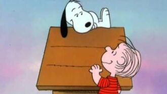 "Snoopy from ""You're a Good Man Charlie Brown"""