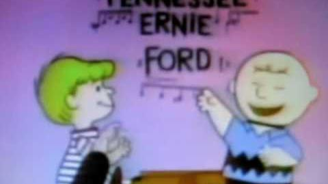 1960 Peanuts Open The Tennessee Ernie Ford Show