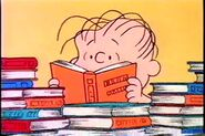 "The Book Report from ""You're a Good Man, Charlie Brown"" (1985)"