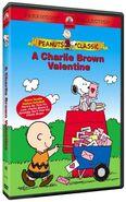 Charlie Brown Valentine DVD Paramount