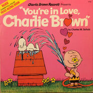 Youre in love charlie brown read along