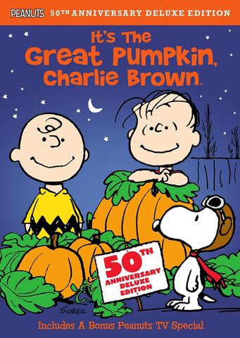 File:It's the Great Pumpkin 50th Anniversary DVD.jpg