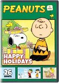 Peanuts Happy Holidays DVD