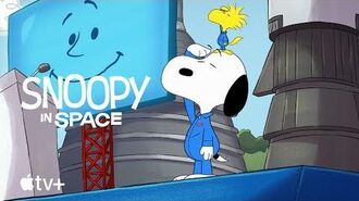 Snoopy In Space — Official Trailer Apple TV