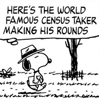 World Famous Census Taker