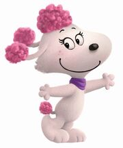Fifi in The Peanuts Movie 02