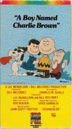 A Boy Named Charlie Brown 1983 VHS (1984 Reprint)
